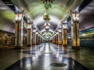 Ташкентское метро
