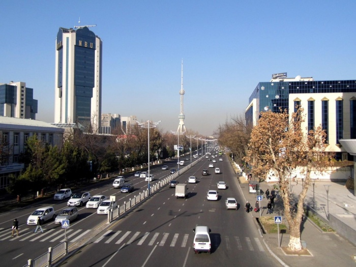 Столица Узбекистана - Ташкент. Узбекистан сейчас