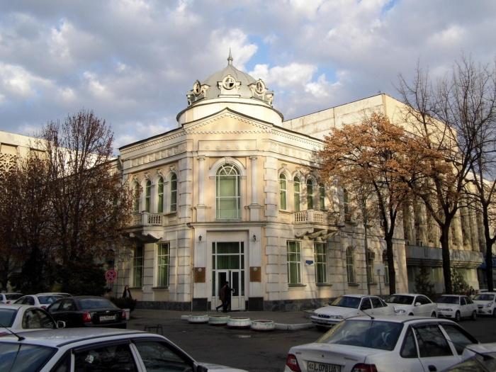 Здание фонда Нуроний