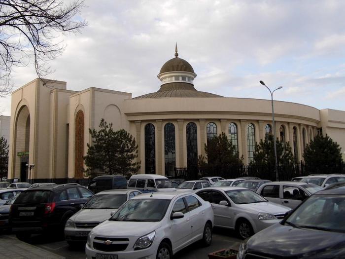 Ташкентская фондовая биржа