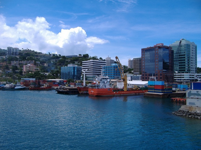 Порт-Морсби