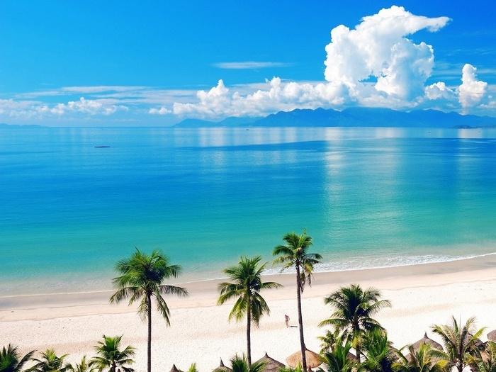 Райское побережье