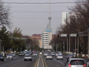 Проспект Шарафа Рашидова
