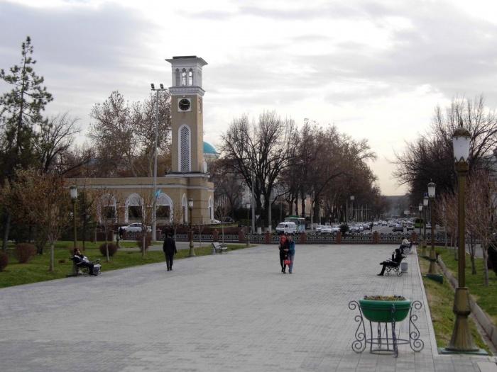 Куранты Ташкента