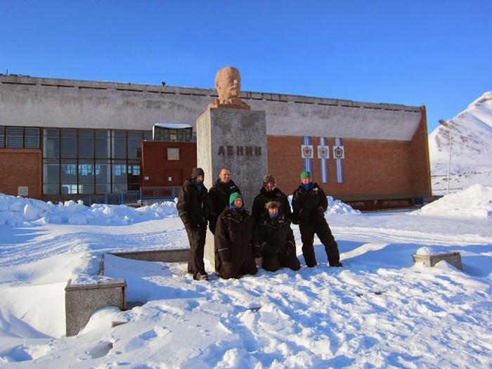Ленин на Севере