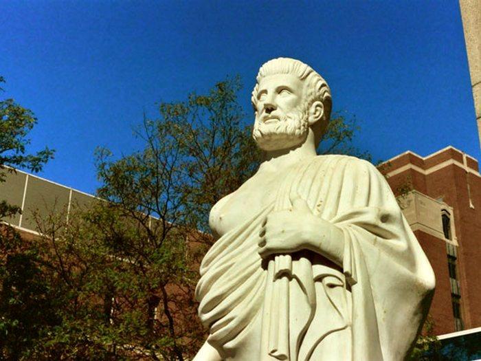 Интересные факты о Гиппократе. 14-ть фактов о Гиппократе