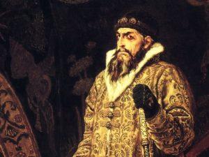 Интересные факты о Иване Грозном. 10-ть фактов об Иване Грозном