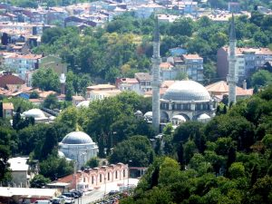Мечеть Султана Эйюпа в Стамбуле