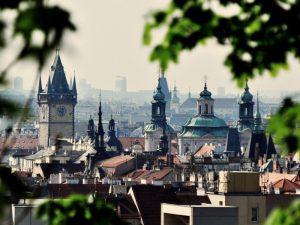 Столица Чехии — Прага. Чехий сейчас