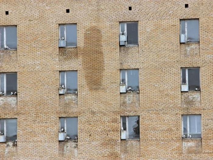 Пустые окна