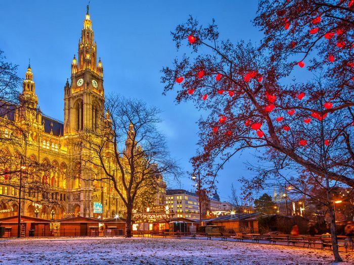 Столица Австрии - Вена. Австрия сейчас
