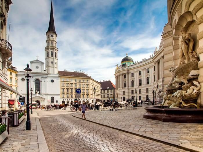 Столица Австрии