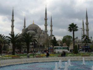 Мечеть Султана Эйюпа фото