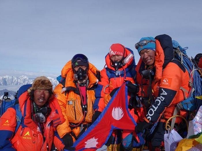 Эверест для всей семьи