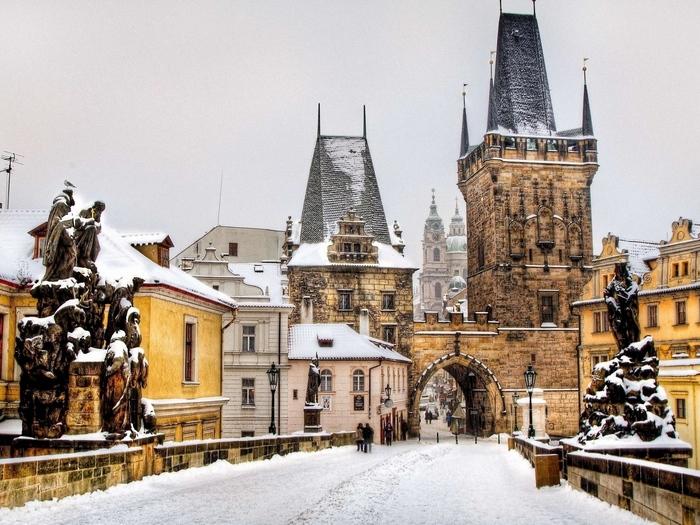 Столица Чехии - Прага. Чехия сейчас