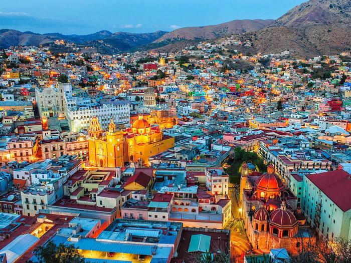 Интересные факты о Мексике. 10 фактов о стране Мексика
