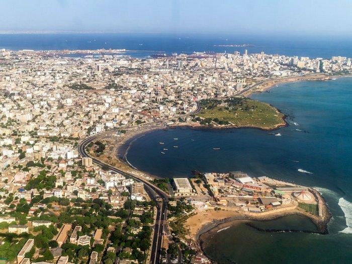 Столица Сенегала. Какой город является столицей Сенегала