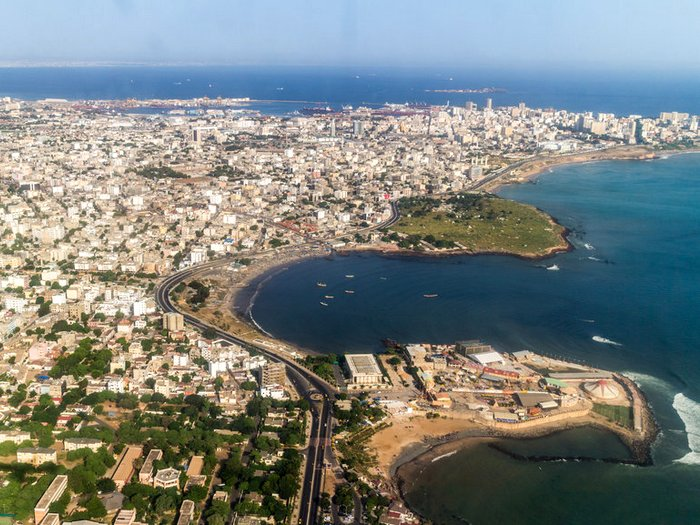 Столица Сенегала - Дакар. Сенегал сейчас