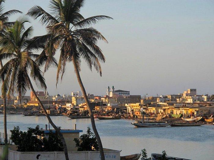 Столица Сенегала
