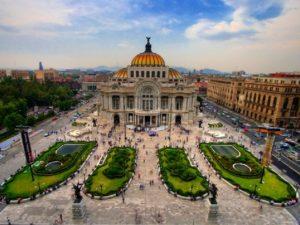 Столица Мексики фото
