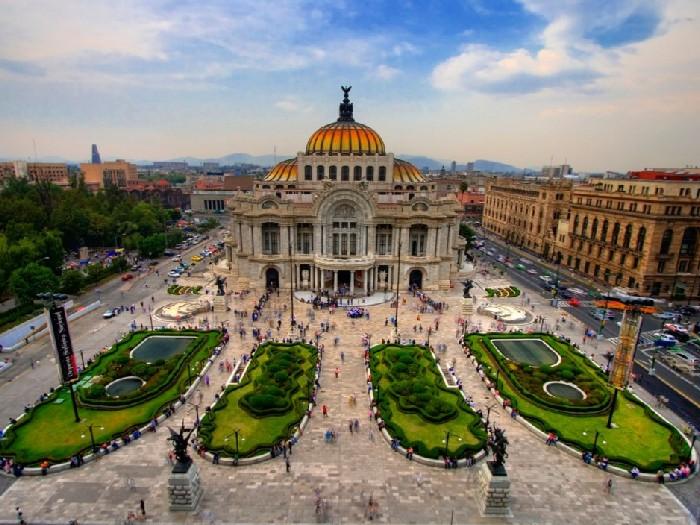 Столица Мексики - Мехико. Мексика сейчас
