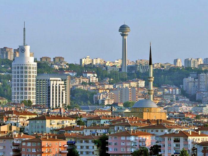 Сердце Турции