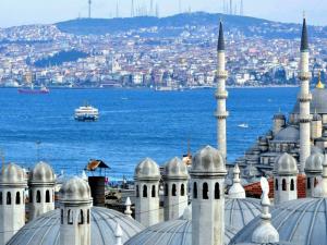 Босфор в Стамбуле