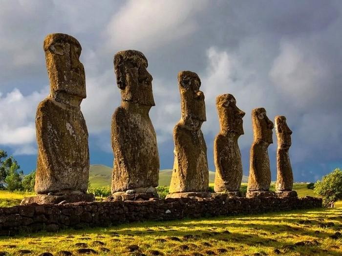 Современный остров Пасхи