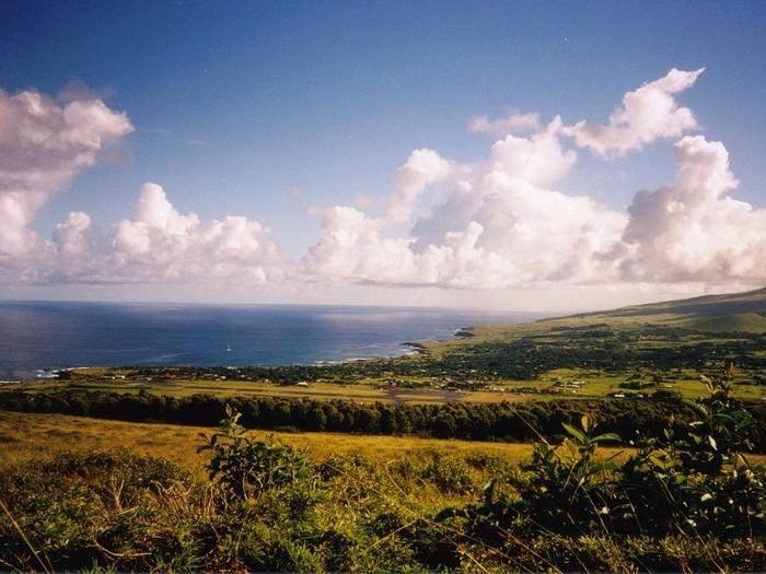 Остров Рапа-Нуи