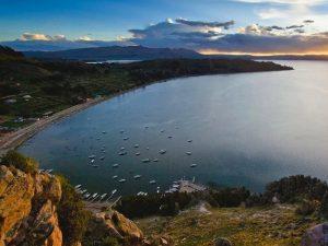 Озеро на Альтиплано