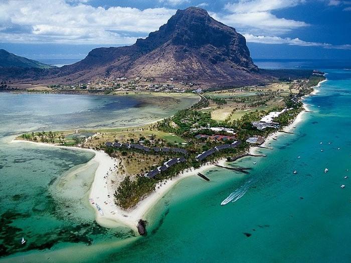 Сказочный остров Маврикий