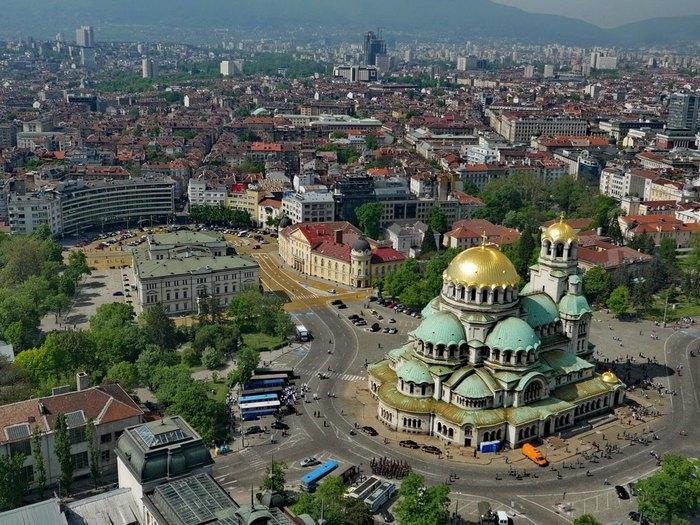 Столица Болгарии. Какой город является столицей Болгарии?
