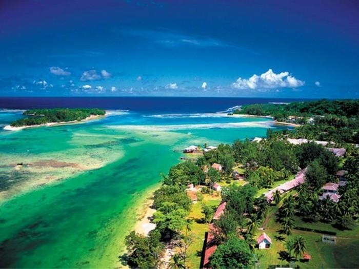 Острова Вануату