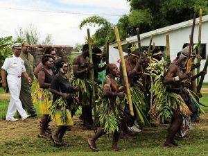 Племена Вануату