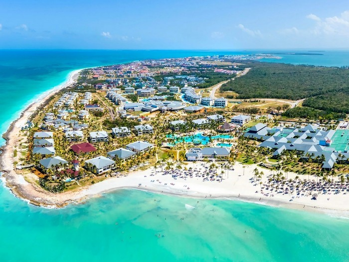 Кубинский курорт