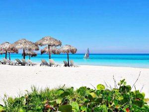 Легендарный пляж Варадеро