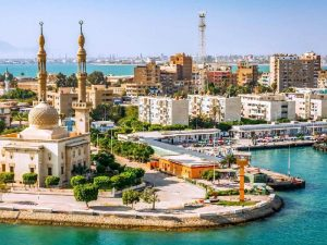 Столица Египта фото