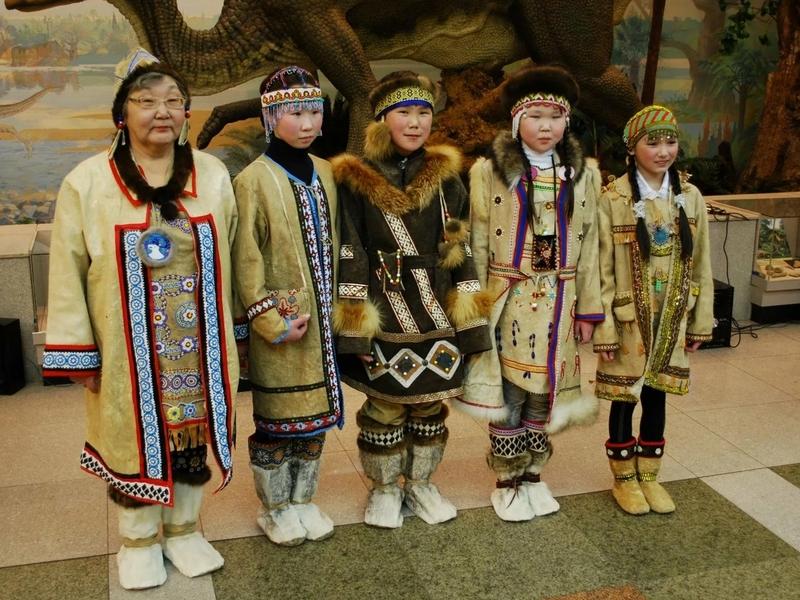 Коренные народы Севера - Эвены