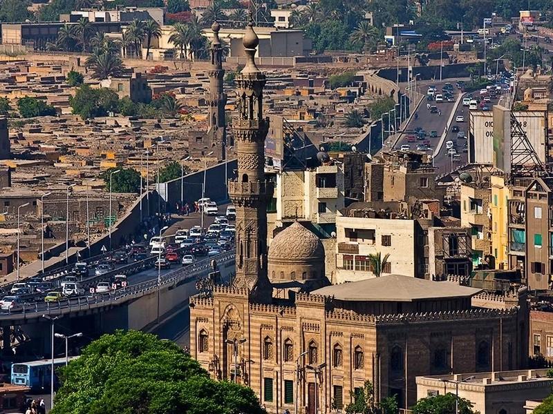 Столица Египта. Какой город является столицей Египта