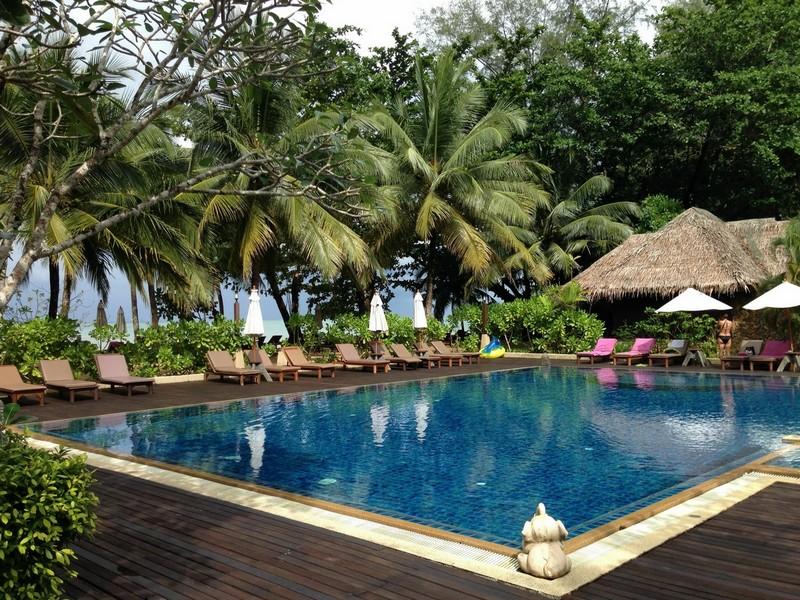 Спокойный курорт