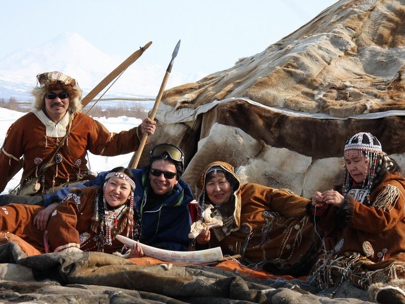 Коренные народы Севера - Коряки