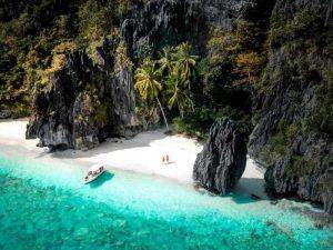 Остров для отдыха
