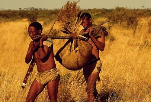 an examination of the kung bushman tribe Last exit from the kalahari: the slow genocide of the bushmen/san rupert isaacson 28 august 2002 subjects: ecology & place globalisation africa & democracy.