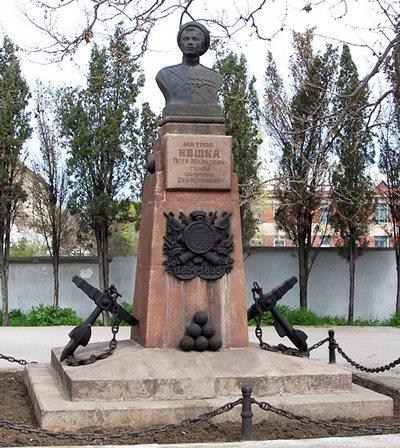 герои оборона севастополя: