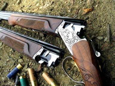 Охотничьи ружья видео