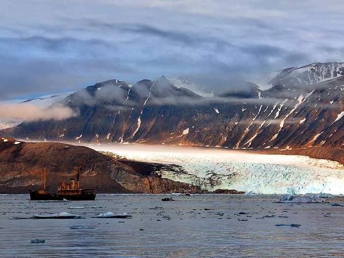 атмосфера архипелага