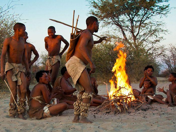 Порно дикие племена африки 184