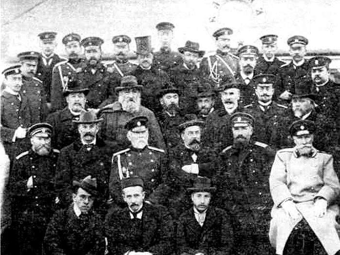 Экспедиция Ф.Н.Чернышева