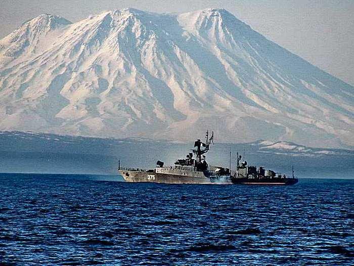 камчатская флотилия