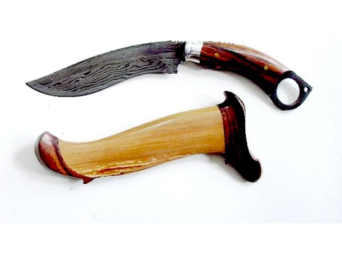 Нож Керамбит Бесар